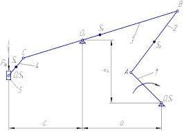 Теория механизмов и машин Реферат страница  Плоские рычажные механизмы