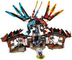 Đồ Chơi Lắp Ráp LEGO Ninjago 70627 - Lò Luyện Rồng (LEGO 70627 Dragon Forge)