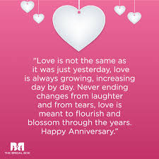 Love Anniversary Quotes Amazing 48 Beautiful Love Anniversary Quotes For You