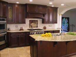 kitchen wall colors with cherry cabinets oven dining room sets alder bar paneling grey double bowl sink curtain design what color should i paint my dark