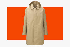 it s only 40 i m convinced there s no better trench coat than this one from uniqlo