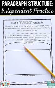 the best paragraph structure ideas teaching  how to teach paragraph writing paragraph structure