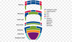 Civic Theater Seating Chart San Diego Civic Theatre Balboa Theatre Theater Seating Plan