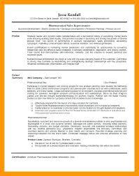 Pharmaceutical Sales Resume Example - Sarahepps.com -