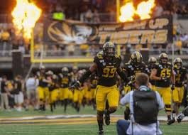 Missouri Depth Chart Notebook A Look Back At A Missouri Defensive End Covering A