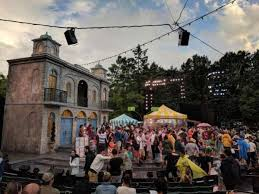 The Delacorte Theater In Central Park Section D