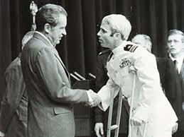「John Sidney McCain III vs Trump」の画像検索結果