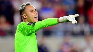 Keylor Navas injured and replaced with Costa Rica