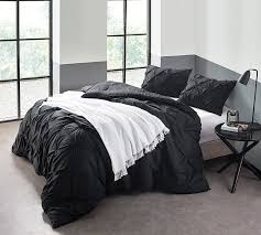 full size duvet. Brilliant Size Black Pin Tuck Full Comforter  Oversized XL Bedding With Size Duvet R