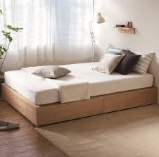 Storage Bed Ikea Hack Ikea Storage Bed Hack O Nongzico