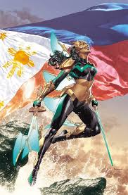 Marvels New Filipino Superhero Wave If She Comes To Screen Whos
