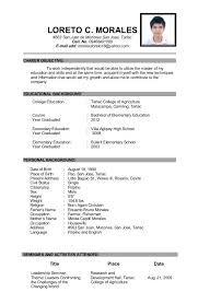 Sample Resume For Teachers New Sample Resume For Teacher Applicant Best Resume Collection