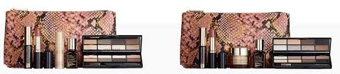 get more with estee lauder purchase of 100 three extra gifts a bined value up to 240 in offer may vary