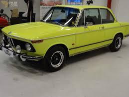 Classic 1973 BMW 2002 Sedan / Saloon for Sale #448 - Dyler