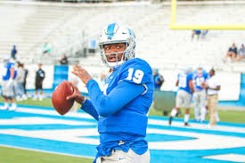 Weber State football lands 'big-time' QB transfer Randall Johnson from  Middle Tennessee | Weber State | standard.net