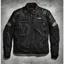 harley davidson mens fxrg switchback leather riding jacket