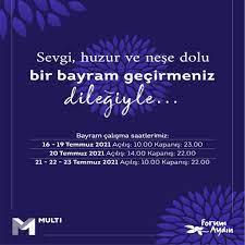 Forum Aydın Alışveriş Merkezi - Startseite