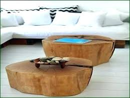 tree trunk furniture for sale. Tree Trunk Coffee Table The Furniture Concerning Stump For Sale