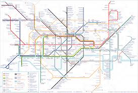 tube map  alexd old blog