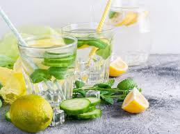 Lemon, Cucumber, and Mint Detox Water! - The Denver Housewife