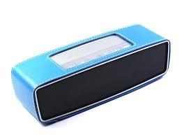 bose soundlink blue. leather case sleeve cover for bose-soundlink mini bluetooth speaker bose soundlink blue