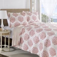c coast cotton reversible quilt set by laura ashley home