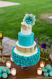 Trilogy At Vistancia Weddings What A Unique Teal White And