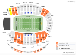 Northwestern Football Seating Chart Where To Find The Cheapest Northwestern Vs Ohio State