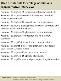 12 useful materials for college admissions college admissions resume samples