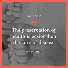 Chiropractic Quotes