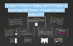 Scholastic Reading Counts Lexile Chart The Impact Of Scholastic Reading Counts Program On Second