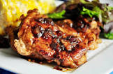 balsamic chicken thighs with red onions