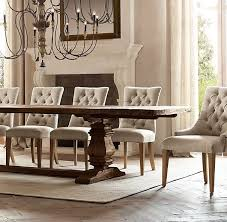 trestle salvaged wood extension dining tables rectangular dining tables restoration hardware