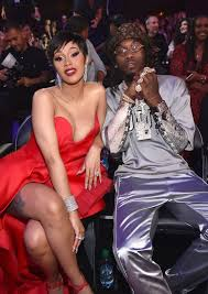 Offset Posts A Naked Photo Of Cardi B On Instagram Cardi B And