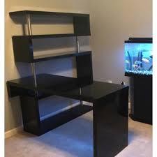 office corner shelf. Shop HomCom Rotating Home Office Corner Desk And Shelf Combo - On Sale  Free Shipping Today Overstock.com 18019855 Office Corner Shelf F