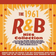 Charts 1961 Various Artists 1961 R B Hits Collection New Cd