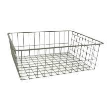 metal wire basket nickel