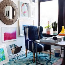 How To Create The Chicest Home Office Ever