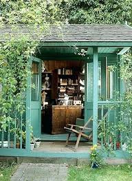 cottage office. Cottage Office Backyard Shed You Would Love To Go Work White Style . B