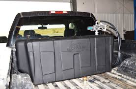 Pickup Truck Extra Fuel Tank Majestic Titan In Bed Transfer Tanks ...