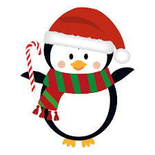 cute penguin christmas clipart. Merry Christmas Clipart Free Download Best Png Royalty In Cute Penguin TechFlourish