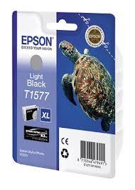 <b>Картридж EPSON</b> T1577, серый [<b>c13t15774010</b>]