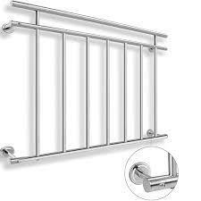 Edelstahl Balkongitter V2a Französischer Balkon Fenster Gitter