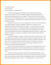 Professional Writing Sample Example Cover Letter Template For Job