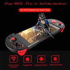 Tay Cầm Chơi Game IPEGA 9087S Nút Chơi Game Joystick Cho Điện Thoại Chơi  Game Android