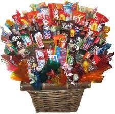 big daddy candy bouquet edible gift basket by ac bouquet candy bouquets gift baskets spokane 99204