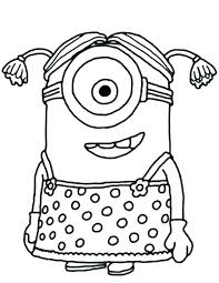 Minions Coloring Pages Pdf Minion Coloring Sheets Bob The Pages To