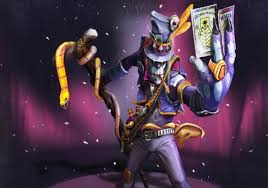 mod dota witch doctor garments of the devilish conjurer mod