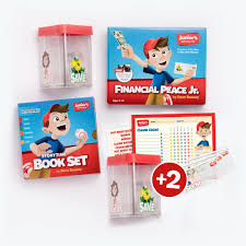 Financial Peace Junior Chore Chart Adventure Pack