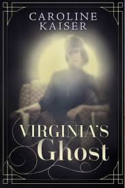 book cover design magic fantasy mystery fiction virginia s ghost caroline kaiser